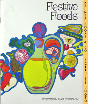 Image for Festive Foods - 1972 Book