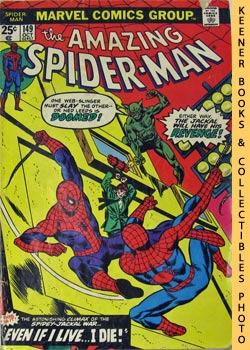 Image for Marvel The Amazing Spider-Man (Even If I Live, I Die! -- Vol. 1 No. 149 October 1975)