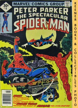 Image for Peter Parker The Spectacular Spider-Man (The Power To Purge! -- Vol. 1 No. 6, May 1977)