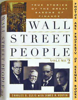 Image for Wall Street People - Volume 2 (True Stories Of The Great Barons Of Finance)