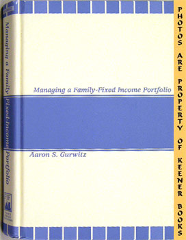 Image for Managing A Family Fixed-Income Portfolio