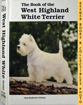 Image for The Book Of The West Highland White Terrier