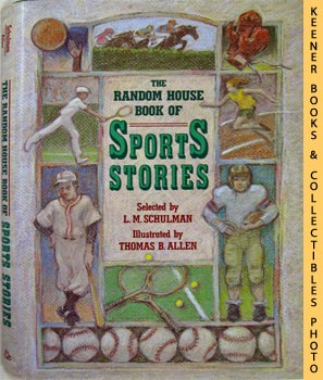 Image for The Random House Book Of Sports Stories