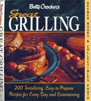 Image for Betty Crocker's Great Grilling Cookbook