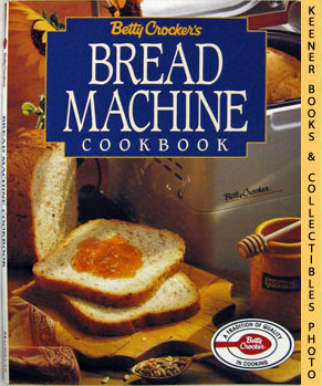 Image for Betty Crocker's Bread Machine Cookbook