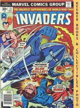 Image for The Invaders (Night Of The Blue Bullet! -- Vol. 1 No. 11, December 1976)