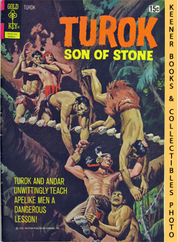 Image for Turok Son Of Stone (The Imitators -- Vol. 1 No. 77, March 1972)