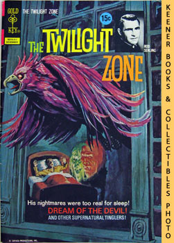 Image for The Twilight Zone (Dream Of The Devil -- Vol. 1 No. 46, November 1972)