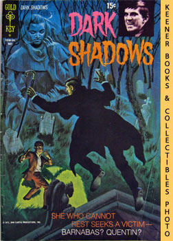 Image for Dark Shadows (Creatures In Torment -- Vol. 1 No. 9, May 1971)