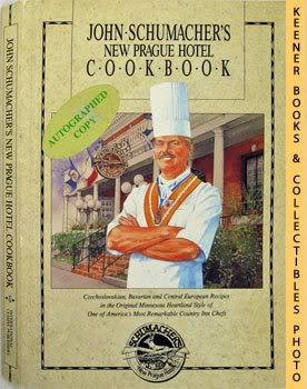 Image for John Schumacher's New Prague Hotel Cookbook