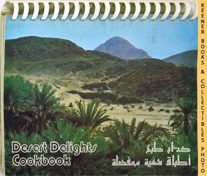 Image for Desert Delights Cookbook