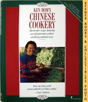 Image for Ken Hom's Chinese Cookery