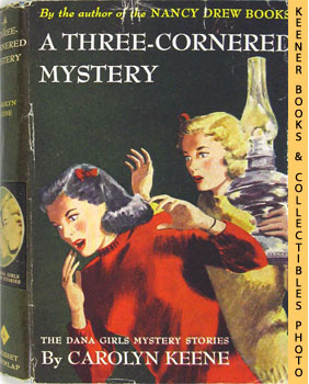 Image for A Three-Cornered Mystery: The Dana Girls Mystery Stories Series