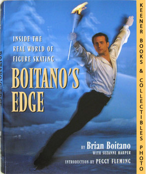 Image for Boitano's Edge (Inside The Real World Of Figure Skating)