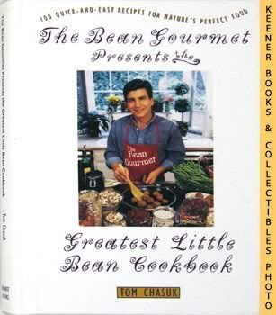 Image for The Bean Gourmet Presents The Greatest Little Bean Cookbook