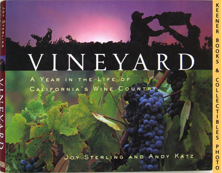Image for Vineyard (A Year In The Life Of California's Wine Country)