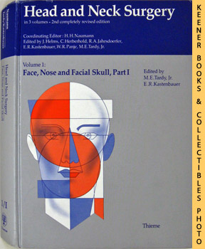 Image for Head And Neck Surgery (Volume 1: Face, Nose And Facial Skull, Part I)