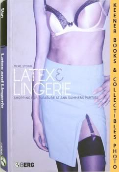 Image for Latex And Lingerie (Shopping For Pleasure At Ann Summers Parties): Materializing Culture Series