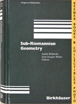 Image for Sub-Riemannian Geometry: Progress in Mathematics Series