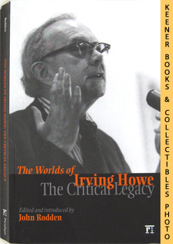 Image for The Worlds Of Irving Howe (The Critical Legacy)