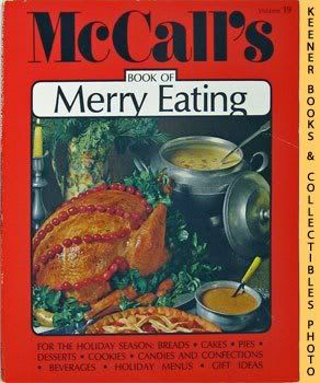 Image for McCall's Book Of Merry Eating, Vol. 19: McCall's New Cookbook Collection Series