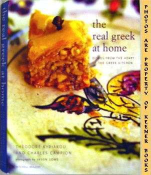 Image for The Real Greek At Home (Dishes From The Heart Of The Greek Kitchen)
