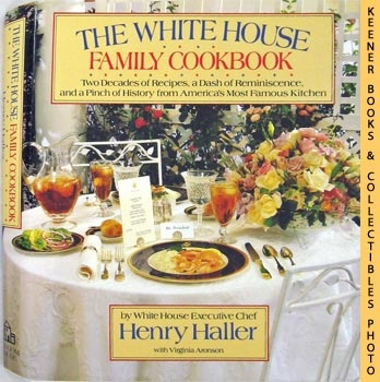 Image for The White House Family Cookbook