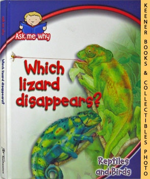 Image for Which Lizard Disappears? (Ask Me Why Series - Reptiles And Birds)