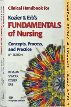 Image for Clinical Handbook For Kozier & Erb's Fundamentals Of Nursing - 8th Edition (Concepts, Process, And Practice)
