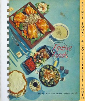 Image for Festive Foods - 1959 Book