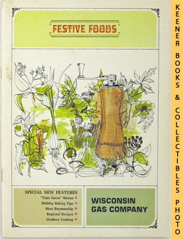 Image for Festive Foods - 1967 Book