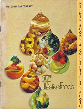 Image for Festive Foods - 1968 Book