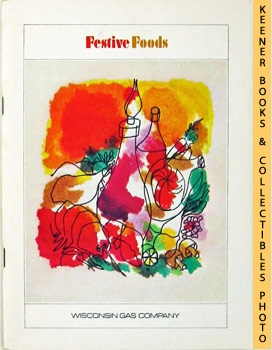 Image for Festive Foods - 1970 Book