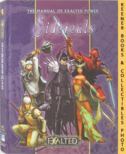 Image for Sidereals: The Manual Of Exalted Power: Exalted: Second Edition Series