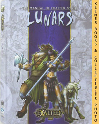 Image for Lunars: The Manual Of Exalted Power: Exalted: Second Edition Series
