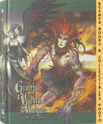 Image for Graceful Wicked Masques - The Fair Folk: The Manual Of Exalted Power: Exalted: Second Edition Series