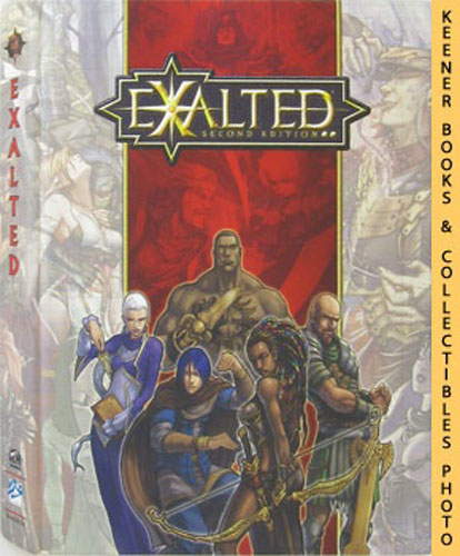 Image for Exalted Second Edition: Exalted: Second Edition Series
