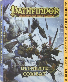 Image for Ultimate Combat: Pathfinder Roleplaying Game