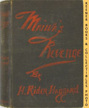 Image for Maiwa's Revenge; Or The War Of The Little Hand