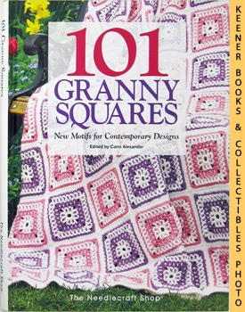 Image for 101 Granny Squares New Motifs For Contemporary Designs
