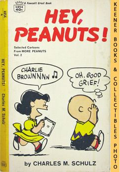 Image for Hey Peanuts! (Selected Cartoons From More Peanuts, Volume 2)