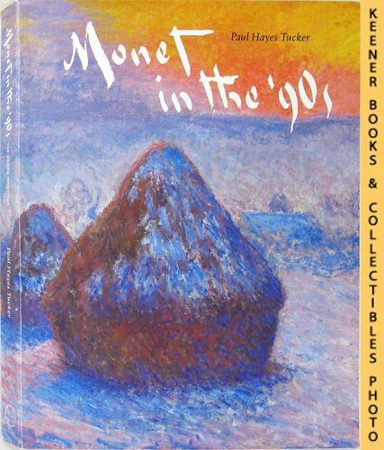 Image for Monet In The '90s : The Series Paintings