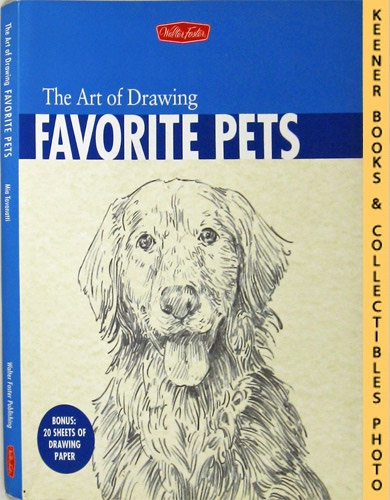 Image for The Art Of Drawing Favorite Pets