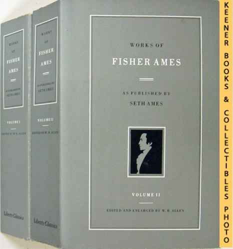 Image for Works Of Fisher Ames : Two Volume Set