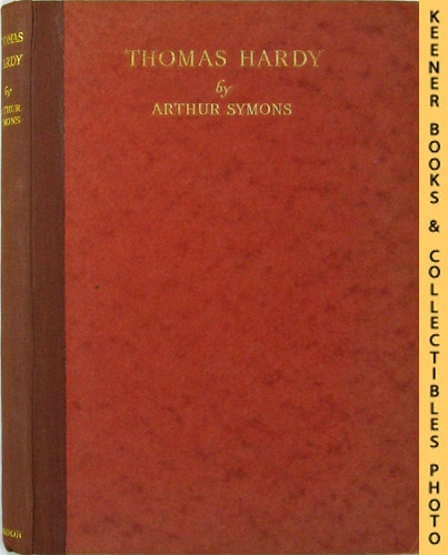 Image for A Study Of Thomas Hardy