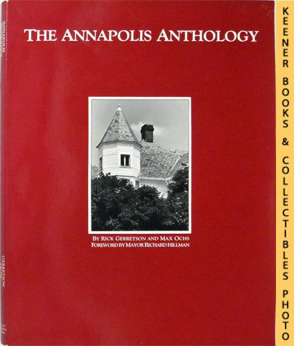Image for The Annapolis Anthology
