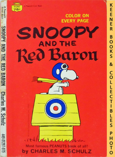 Image for Snoopy And The Red Baron
