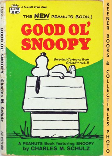 Image for Good Ol' Snoopy : Selected Cartoons From Snoopy, Volume 2
