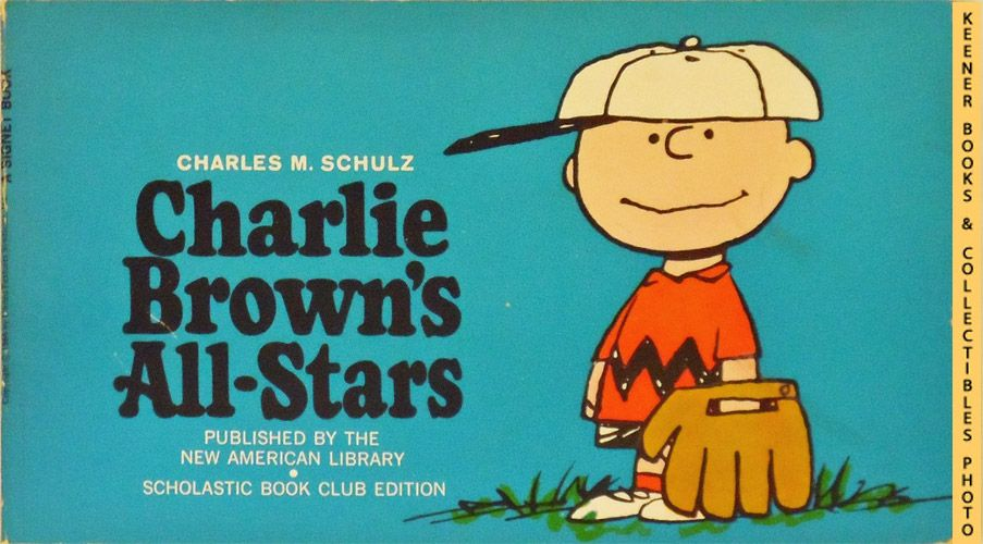 Image for Charlie Brown's All-Stars : Selected Cartoons From You're Out Of Your Mind, Charlie Brown, Volume 2