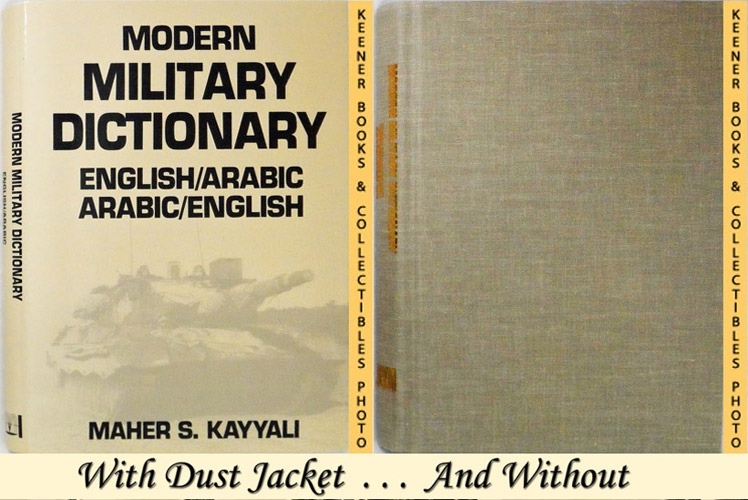 Image for Modern Military Dictionary: English / Arabic - Arabic / English
